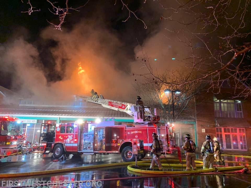 Photo courtesy Longwood Fire Company